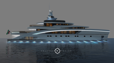 Squared MK unveils two new superyachts